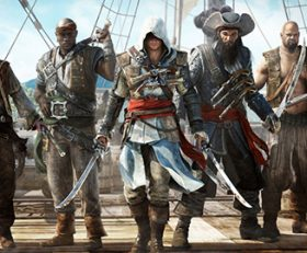 بازی Assassin's Creed IV Black Flag