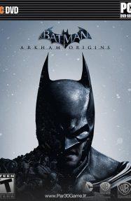 دانلود بازی Batman: Arkham Origins برای PC, دانلود بازی Batman: Arkham Origins برای کامپیوتر, دانلود نسخه BlackBox, دانلود بازی Batman, دانلود بازی کامپیوتر