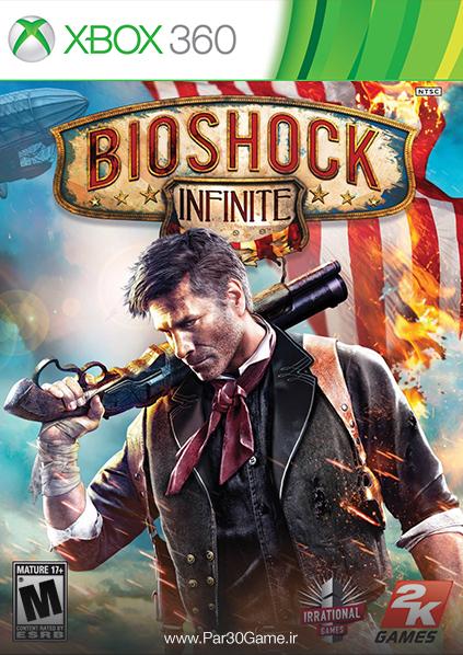 دانلود بازی BioShock Infinite برای XBOX360,دانلود بازی BioShock Infinite برای ایکس باکس 360,بازی ایکس باکس 360, دانلود BioShock Infinite برای ایکس باکس 360