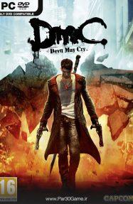 دانلود بازی DmC: Devil May Cry برای PC, دانلود DmC: Devil May Cry برای کامپیوتر, دانلود نسخه BlackBox, دانلود بازی Devil May Cry, دانلود بازی کامپیوتر