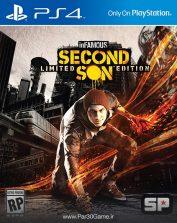 دانلود بازی Infamous Second Son برای پلی استیشن 4,دانلود دیتا بازی های پلی استیشن 4, دانلود دیتای بازی Infamous برای PS4,دانلود دیتای بازی Infamous برای پلی استیشن 4