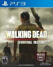 دانلود بازی The Walking Dead Survival Instinct برای PS3, دانلود بازی The Walking Dead Survival Instinct برای پلی استیشن 3, دانلود بازی برای پلی استیشن 3