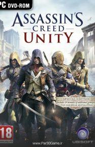 دانلود بازی Assassin's Creed Unity برای PC,دانلود بازی Assassin's Creed Unity برای کامپیوتر,سیستم مورد نیاز بازی Assassin's Creed Unity, اساسین کرید یونیتی