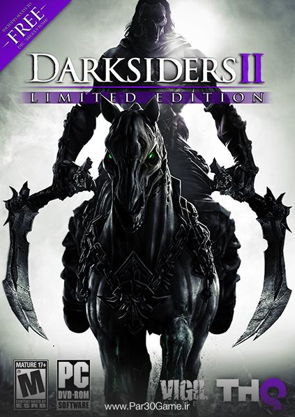 دانلود بازی Darksiders II برای PC,دانلود بازی Darksiders II برای کامپیوتر,سیستم مورد نیاز بازی Darksiders II Deathinitive Edition, دارک سایدرز 2
