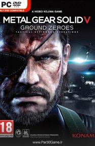 دانلود بازی Metal Gear Solid V Ground Zeroes برای PC,دانلود بازی Metal Gear Solid V Ground Zeroes برای کامپیوتر,سیستم مورد نیاز بازی Ground Zeroes