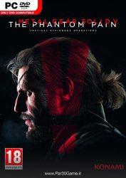 دانلود بازی Metal Gear Solid V The Phantom Pain برای PC,دانلود بازی The Phantom Pain برای کامپیوتر,سیستم مورد نیاز بازی Metal Gear Solid V The Phantom Pain