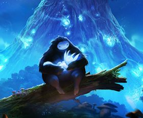 بازی Ori and the Blind Forest