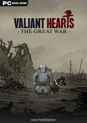 دانلود بازی Valiant Hearts The Great War برای PC,دانلود بازی Valiant Hearts The Great War برای کامپیوتر,سیستم مورد نیاز بازی Valiant Hearts The Great War