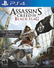 دانلود بازی Assassin's Creed IV: Black Flag برای پلی استیشن 4,دانلود دیتا بازی های پلی استیشن 4, دانلود دیتای بازی Assassin's Creed IV: Black Flag برای PS4
