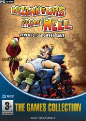 دانلود بازی همسایه جهنمی برای PC,دانلود بازی Neighbours from Hell برای کامپیوتر,سیستم مورد نیاز بازی همسایه جهنمی,دانلود مجموعه کم حجم بازی همسایه جهنمی