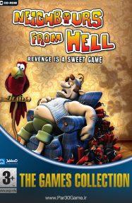 دانلود بازی همسایه جهنمی برای PC,دانلود بازی Neighbours from Hell برای کامپیوتر,سیستم مورد نیاز بازی همسایه جهنمی,دانلود مجموعه کم ححجم بازی همسایه جهنمی