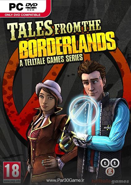 دانلود بازی Tales from the Borderlands برای PC,دانلود بازی Tales from the Borderlands برای کامپیوتر,سیستم مورد نیاز بازی Tales from the Borderlands