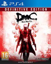 دانلود بازی DmC: Devil May Cry برای پلی استیشن 4,دانلود دیتا بازی های پلی استیشن 4, دانلود دیتای بازی DmC: Devil May Cry برای PS4, دیتای بازی Devil May Cry