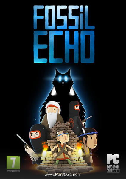 دانلود بازی Fossil Echo برای PC,دانلود بازی Fossil Echo برای کامپیوتر,سیستم مورد نیاز بازی Fossil Echo, دانلود بازی Fossil Echo