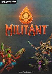 دانلود بازی MilitAnt برای PC,دانلود بازی MilitAnt برای کامپیوتر,سیستم مورد نیاز بازی MilitAnt, دانلود بازی MilitAnt با لینک مستقیم برای کامپیوتر