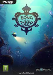 دانلود بازی Song of the Deep برای PC,دانلود بازی Song of the Deep برای کامپیوتر,سیستم مورد نیاز بازی Song of the Deep, دانلود بازی Song of the Deep