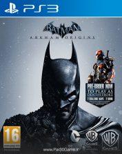 دانلود بازی Batman: Arkham Origins برای PS3, دانلود بازی Batman: Arkham Origins برای پلی استیشن 3, دانلود بازی برای پلی استیشن 3,دانلود دیتای بازی