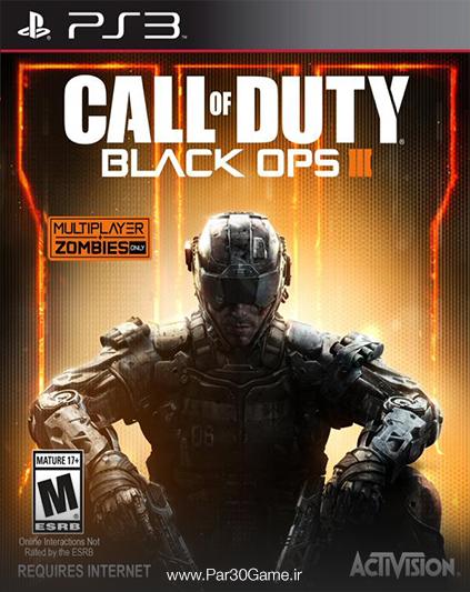 دانلود بازی Call of Duty Black Ops III برای PS3,دانلود بازی Call of Duty Black Ops III برای پلی استیشن 3,دانلود دیتای بازی Call of Duty Black Ops 3