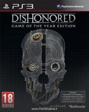 دانلود بازی Dishonored Game of The Year Edition برای PS3, دانلود بازی Dishonored برای پلی استیشن 3, دانلود بازی برای پلی استیشن 3, دانلود بازی Dishonored