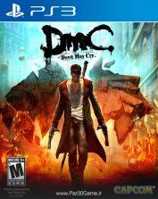 دانلود بازی DmC: Devil May Cry برای PS3, دانلود بازی DmC: Devil May Cry برای پلی استیشن 3, دانلود بازی برای پلی استیشن 3,دانلود دیتای بازی DmC Devil May Cry