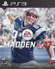 دانلود بازی Madden NFL 17 برای PS3, دانلود بازی Madden NFL 17 برای پلی استیشن 3, دانلود بازی برای پلی استیشن 3, دانلود بازی Madden NFL 17