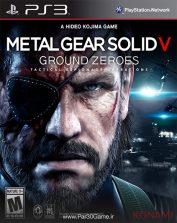 دانلود بازی Metal Gear Solid V Ground Zeroes برای PS3, دانلود بازی Metal Gear Solid V Ground Zeroes برای پلی استیشن 3, دانلود بازی برای پلی استیشن 3