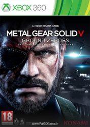 دانلود بازی Metal Gear Solid V Ground Zeroes برای XBOX 360,دانلود بازی Metal Gear Solid V Ground Zeroes برای ایکس باکس 360,بازی ایکس باکس 360, دانلود بازی