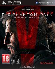 دانلود بازی Metal Gear Solid V The Phantom Pain برای PS3,دانلود بازی Metal Gear Solid V The Phantom Pain برای پلی استیشن 3,دانلود دیتای Metal Gear Solid