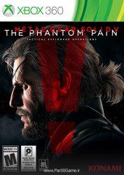 دانلود بازی Metal Gear Solid V The Phantom Pain برای XBOX 360,دانلود بازی Metal Gear Solid V The Phantom Pain برای ایکس باکس 360,بازی ایکس باکس 360