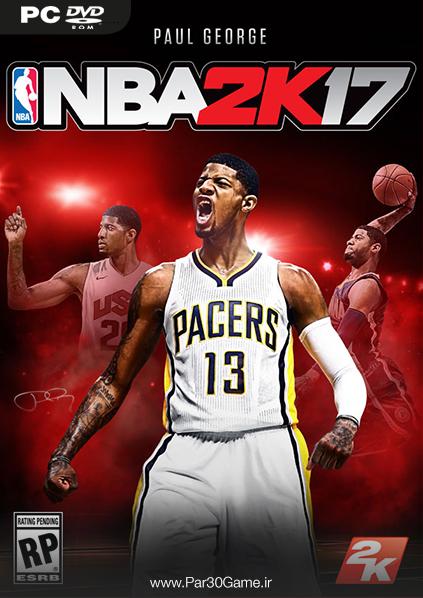دانلود بازی NBA 2K17 برای PC,دانلود بازی NBA 2K17 برای کامپیوتر,سیستم مورد نیاز بازی NBA 2K17, بازی NBA 2K17, دانلود بازی بسکتبال 2017 با لینک مستقیم