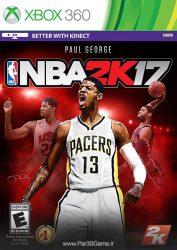 دانلود بازی NBA 2K17 برای XBOX 360,دانلود بازی NBA 2K17 برای ایکس باکس 360,بازی ایکس باکس 360, دانلود NBA 2K17, دانلود بازی بسکتبال 2017