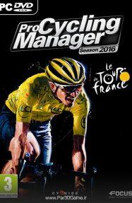 دانلود بازی Pro Cycling Manager 2016 برای PC,دانلود بازی Pro Cycling Manager 2016 برای کامپیوتر,سیستم مورد نیاز بازی Pro Cycling Manager, بازی دوچرخه سواری