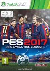 دانلود بازی Pro Evolution Soccer 2017 برای XBOX 360,دانلود بازی Pro Evolution Soccer 2017 برای ایکس باکس 360,بازی ایکس باکس 360, دانلود PES 2017, بازی PES