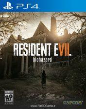 دانلود بازی Resident Evil 7 Biohazard برای PS4, دانلود بازی Resident Evil 7 برای پلی استیشن 4, دانلود بازی برای پلی استیشن 4, دانلود بازی Resident Evil 7