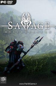 دانلود بازی Savage Resurrection برای PC,دانلود بازی Savage Resurrection برای کامپیوتر,سیستم مورد نیاز بازی Savage Resurrection, بازی Savage Resurrection