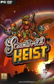 دانلود بازی SteamWorld Heist برای PC,دانلود بازی SteamWorld Heist برای کامپیوتر,سیستم مورد نیاز بازی SteamWorld Heist, بازی SteamWorld Heist