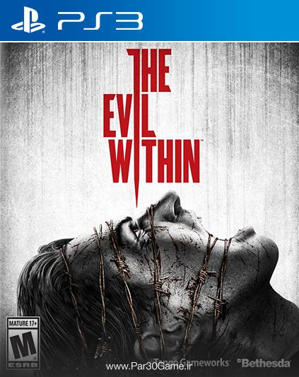 دانلود بازی The Evil Within برای PS3, دانلود بازی The Evil Within برای پلی استیشن 3, دانلود بازی برای پلی استیشن 3, دانلود بازی ترسناک