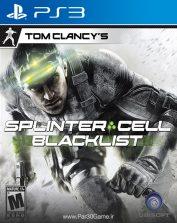دانلود بازی Tom Clancy's Splinter Cell Blacklist برای PS3, دانلود بازی Tom Clancy's Splinter Cell Blacklist برای پلی استیشن 3, دانلود بازی برای پلی استیشن 3