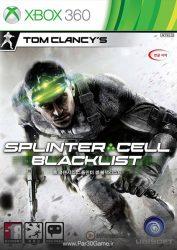 دانلود بازی Splinter Cell Blacklist برای XBOX360,دانلود بازی Splinter Cell Blacklist برای ایکس باکس 360,بازی ایکس باکس 360, دانلود Splinter Cell Blacklist