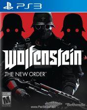 دانلود بازی Wolfenstein The New Order برای PS3, دانلود بازی Wolfenstein The New Order برای پلی استیشن 3, دانلود بازی برای پلی استیشن 3,دانلود دیتای بازی
