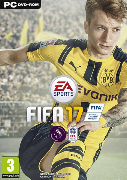 دانلود بازی FIFA 17 برای PC,دانلود بازی FIFA 17 برای کامپیوتر,سیستم مورد نیاز بازی FIFA 17, بازی FIFA 17, دانلود بازی فیفا 2017 با لینک مستقیم