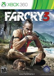 دانلود بازی Far Cry 3 برای XBOX 360,دانلود بازی Far Cry 3 برای ایکس باکس 360,بازی ایکس باکس 360, دانلود بازی Far Cry 3, دانلود بازی فار کرای 3