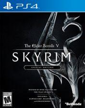 دانلود بازی The Elder Scrolls V Skyrim Special Edition برای PS4, دانلود بازی Skyrim برای پلی استیشن 4, دانلود بازی برای پلی استیشن 4, بازی Skyrim ریجن یک