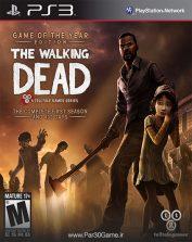 دانلود بازی The Walking Dead برای PS3,دانلود بازی The Walking Dead برای پلی استیشن 3,دانلود دیتای بازی The Walking Dead برای پلی استیشن 3