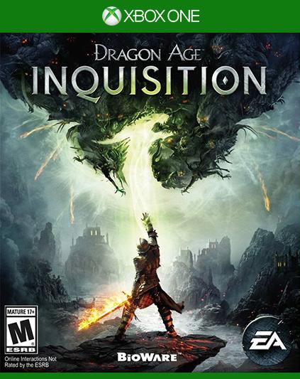 دانلود بازی Dragon Age Inquisition برای XBox One,دانلود دیتا بازی های ایکس باکس وان, دانلود بازی Dragon Age Inquisition برای ایکس باکس وان, بازی دراگون ایج