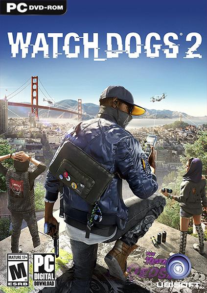 دانلود بازی Watch Dogs 2 برای PC, دانلود بازی Watch Dogs 2 برای کامپیوتر, سیستم مورد نیاز بازی Watch Dogs 2, دانلود بازی واچ داگز 2,دانلود بازی سگهای نگهبان
