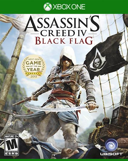دانلود بازی Assassin's Creed IV: Black Flag برای XBox One,دانلود دیتا بازی های ایکس باکس وان, دانلود بازی Assassin's Creed IV: Black Flag برای ایکس باکس وان