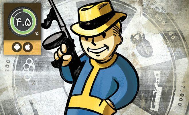 دانلود بازی Fallout Shelter برای اندروید و آیفون، آیپاد و آیپد