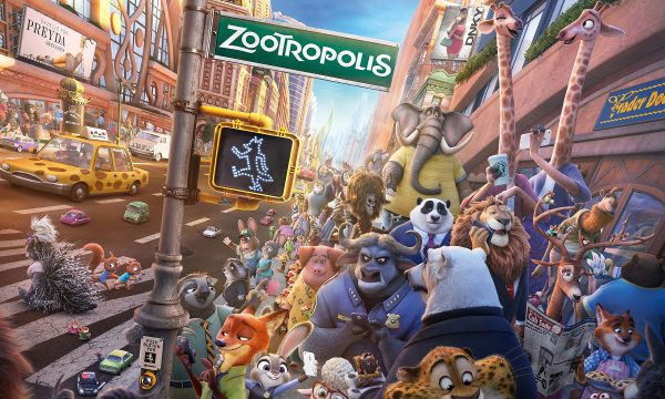 دانلود انیمیشن زوتوپیا - Zootopia 2016