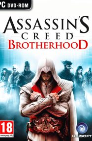 دانلود بازی Assassin's Creed Brotherhood برای PC,دانلود بازی Assassin's Creed Brotherhood برای کامپیوتر,سیستم مورد نیاز بازی Assassin's Creed Brotherhood